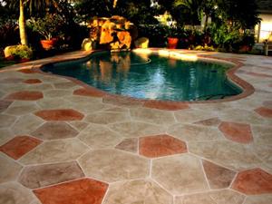 Uro-Tile For Concrete Flooring